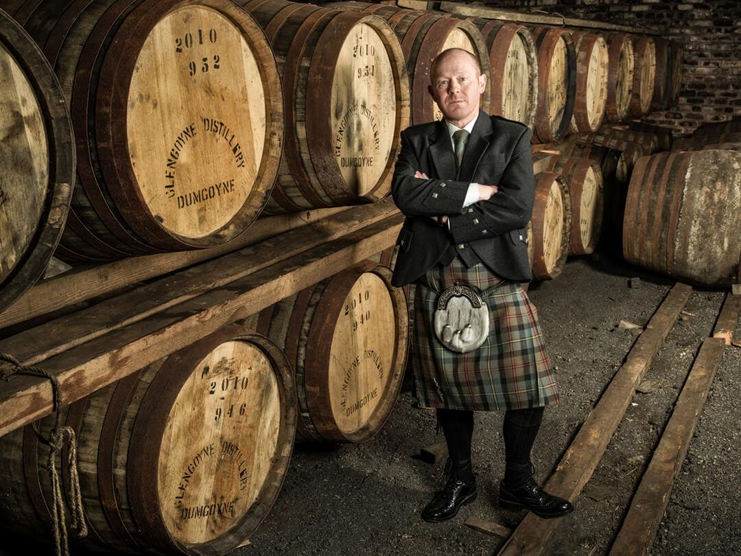 Glengoyne Distillery Manager