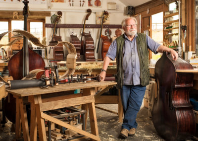 Thomas Martin | Double Bass Luthier