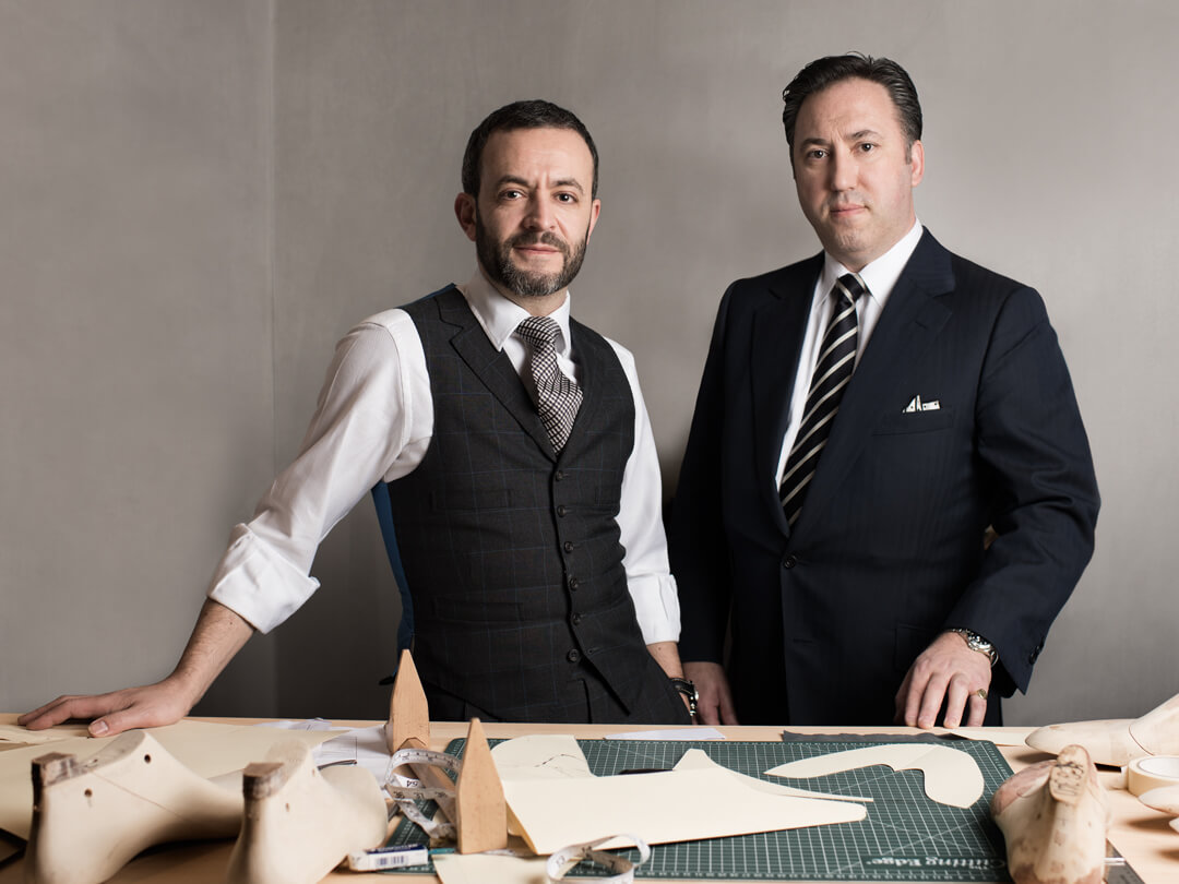 Tony Gaziano and Dean Girling | Shoemakers