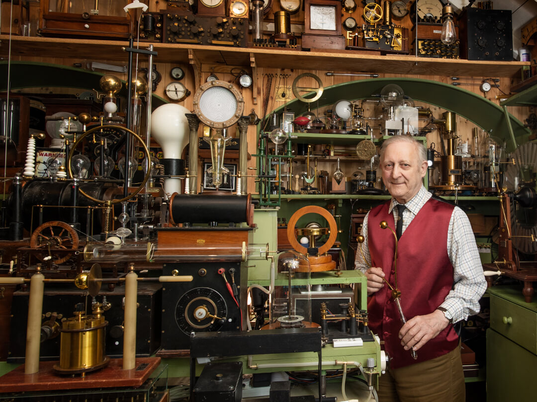 Victorian Science Museum